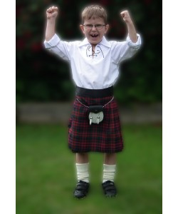 Kilts six to seven years