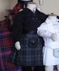 24-36 months Toddlers Kilt