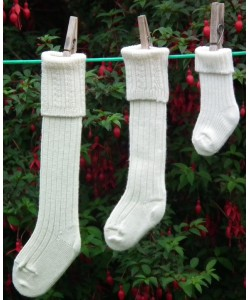 Socks six to seven.