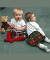 12-24 months Toddlers Kilt